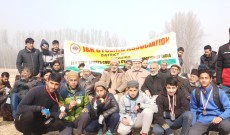 District Cycling Championship Held At Khushal Stadium Sopore