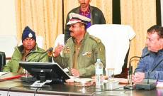 IGP reviews highway status, road clearance preparedness
