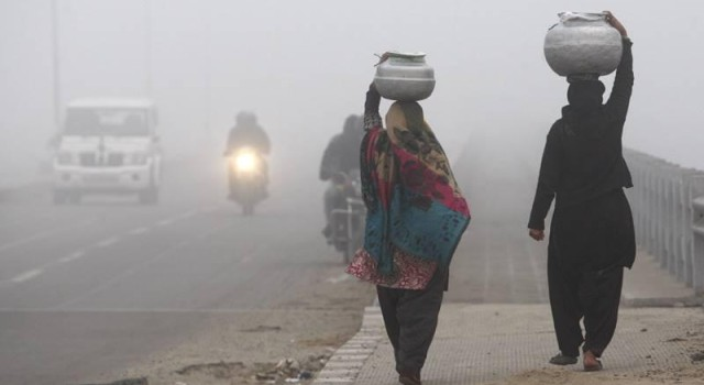 Freezing Conditions Continue In Kashmir, Minus 7.6°C In Srinagar