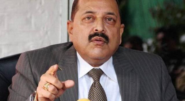 Domicile law for JK coming 'very soon': Jitendra Singh