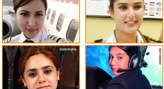 Meet Flying Women of Kashmir