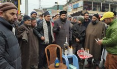 Power Crisis In Baramulla: Trade Body Protests