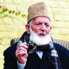 Geelani condemns PSA dossier on JKLF chief Malik