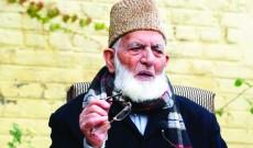 Pro-freedom leadership does not horbor hatred: Geelani