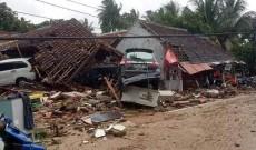 168 dead in Indonesia tsunami