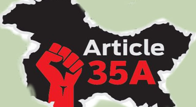 Article 35A hearing: SC to take 'in-chamber' decision