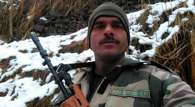 Son of BSF trooper dismissed over bad food video found dead in Haryana