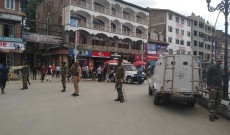 Day after grenade attack, CASO launched in Lal Chowk
