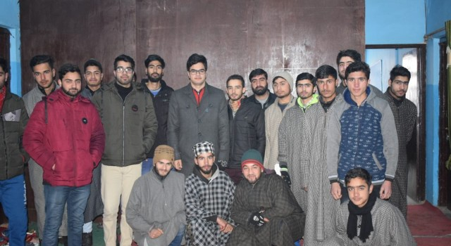 Youth of Sub Division Kangan Organises Youth Interaction Programme