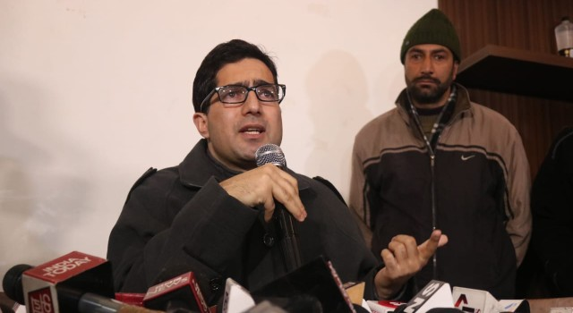 After public resentment, Shah Faesal seeks donations to float a new party