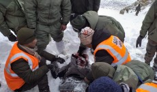 5 Dead, 5 Others Missing As Avalanche Hits Leh