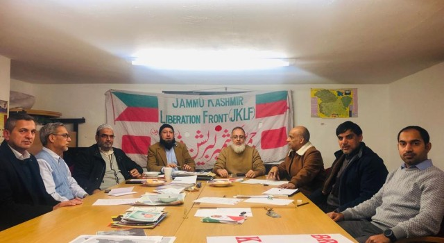 JKLF Condemns Government of Azad Kashmir for issuing summons to 19 JKLF leaders