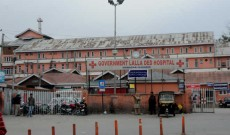An act of Cowardice at LD Hospital Srinagar