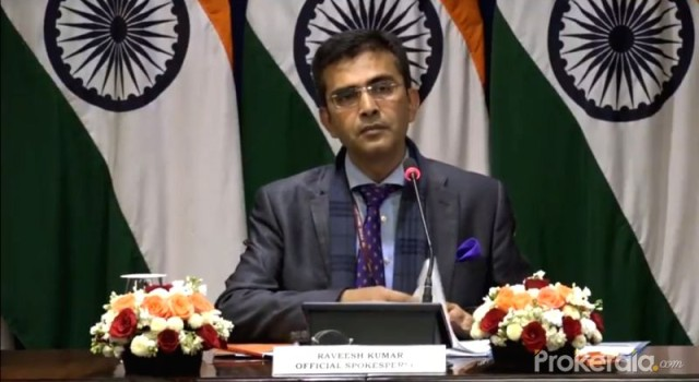 India urges Pak to demonstrate its sincerity