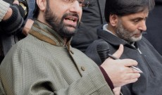 Article 35A hearing in SC: JRL devising 'protest', people to be informed soon, says Mirwaiz