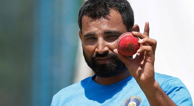 Kohli lauds Shami's fitness after record-breaking day