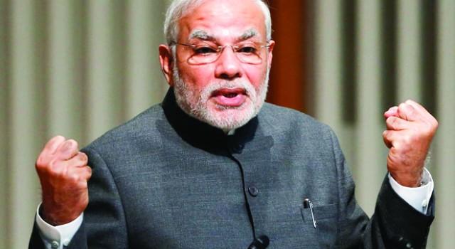 'Because I am a backward': Modi's counter to Rahul jibe over name