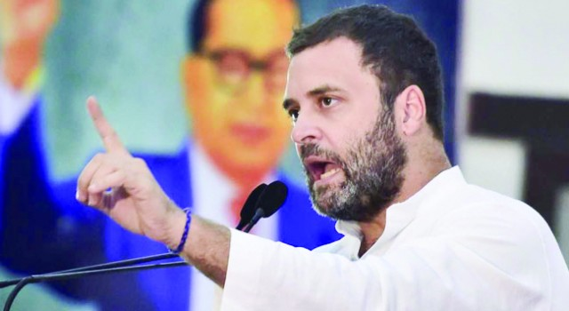 Will Investigate Rafale Deal If Voted To Power In 2019: Rahul