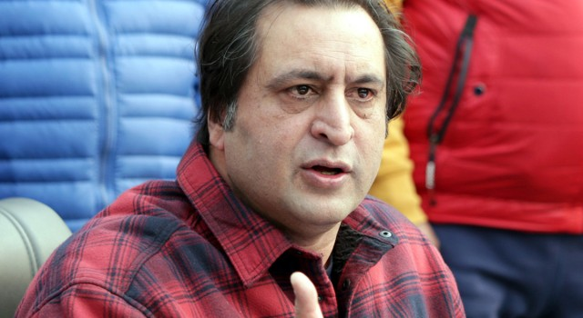 Sajad Lone hits at NC over silencing dissent