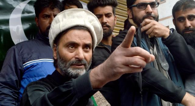 Police detain Yasin Malik in Srinagar on Jan 26 eve