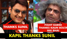 Kapil thanks Sunil for wishing him on his wedding, says he missed him