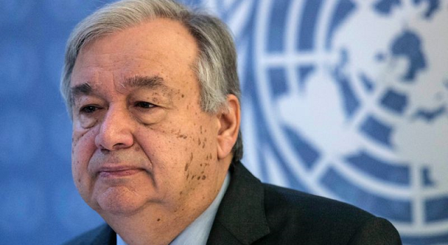 UN chief lauds India's COVID-19 vaccine assistance to nations