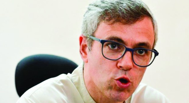 Fight against last year's Aug-05 decision to ontinue; no elected CM, assembly signed it: Omar Abdullah in Drass