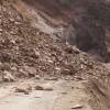 One dead, four injured in landslide in JK's Ramban