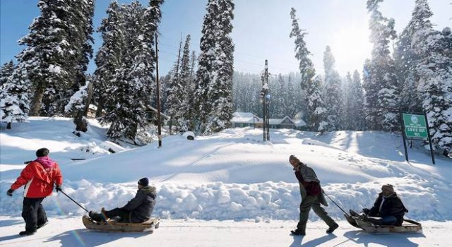 Gulmarg set to host first ever mega event-Khelo India national Winter Games from Feb 26