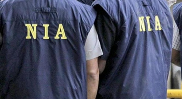 NIA raids residential house of jailed drug peddler in Central Kashmir