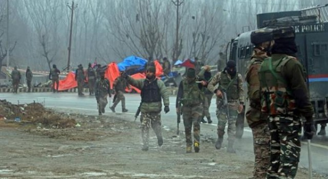 Three Army men injured in Anantnag attack, one critical