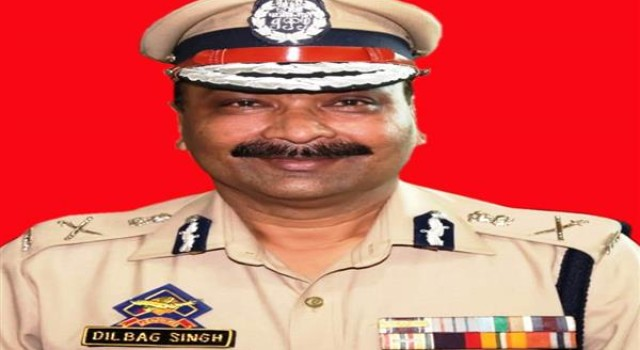DGP J&K Dilbagh Singh bereaved, death widely condoled