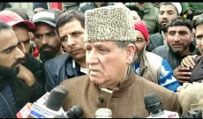 Those who support BJP are fools: Akbar Lone