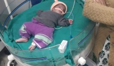Infant girl abandoned at JVC hospital in Srinagar; police seek general public help to trace her parents