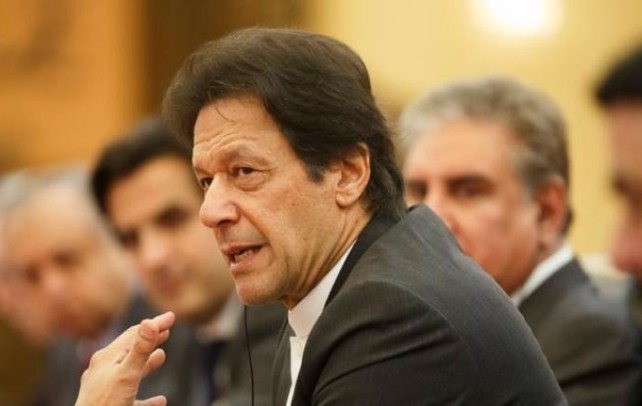 """Imran Khan vows to complete the CPEC Project """"at any cost"""""""