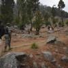 Militant killed in Watergam buried in Baramulla