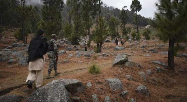 Pattan Encounter: Slain Militants Buried in Sonmarg