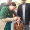 Pulse Polio Immunization Program Held Across Kashmir