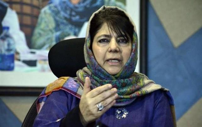 Normalcy acrobatics go on: Mehbooba Mufti slams BJP's Kashmir outreach amid lockdown