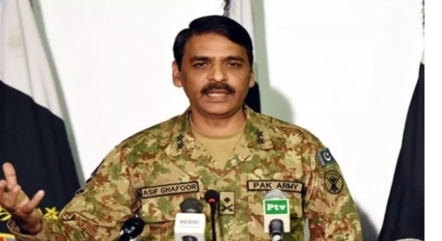 Kashmir issue is linked with ideology of Pakistan : Asif Ghafoor