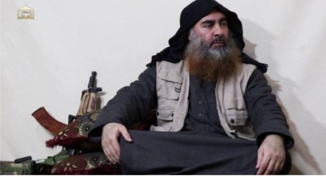 Baghdadi appears in first video in five years: 'Sri Lanka attack to avenge Syria ouster'