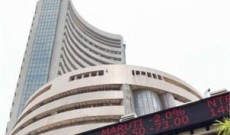 Sensex rises over 100 pts ahead of TCS, Infy earnings