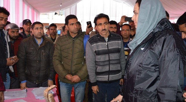 DEO Budgam takes stock of distribution of election material