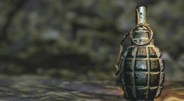 Rusted grenade detected in Lasjan of Srinagar outskirts, defused
