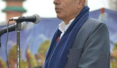 Bhat appeals for release of political prisoners on Eid