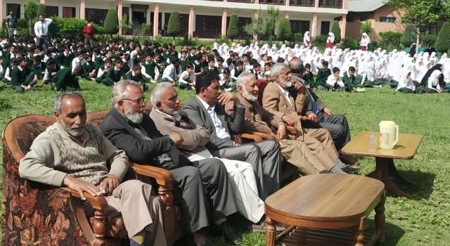 Plantation drive held at MET Sopore Campus