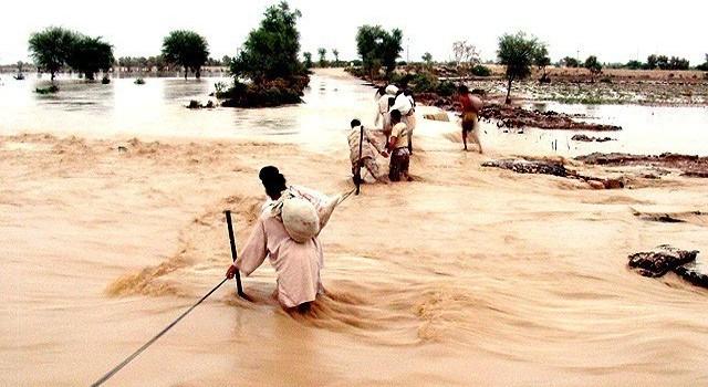 Eight killed, six children missing as flash floods hit Pakistan