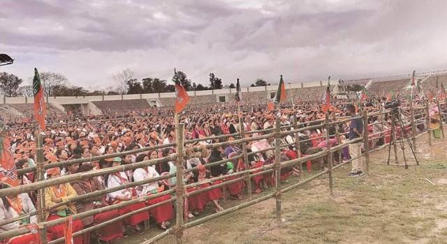 Pakistan to China, Arunachal Pradesh's Pasighat checks all the poll boxes