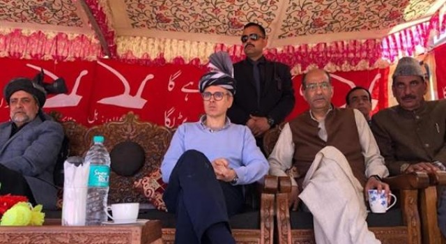 """We can't even trust the authencity of test results: Omar Abdullah"