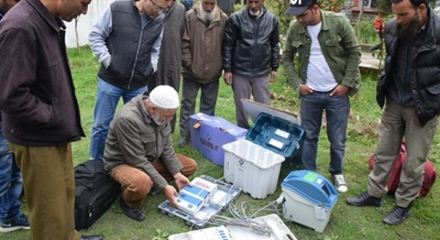 Polling in Srinagar, Udhampur seats tomorrow, 'All necessary preparations in place': CEO